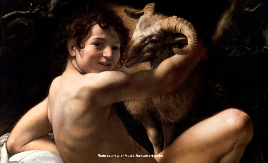 Caravaggio's Roman Period - Paris Museum Exhibits in October