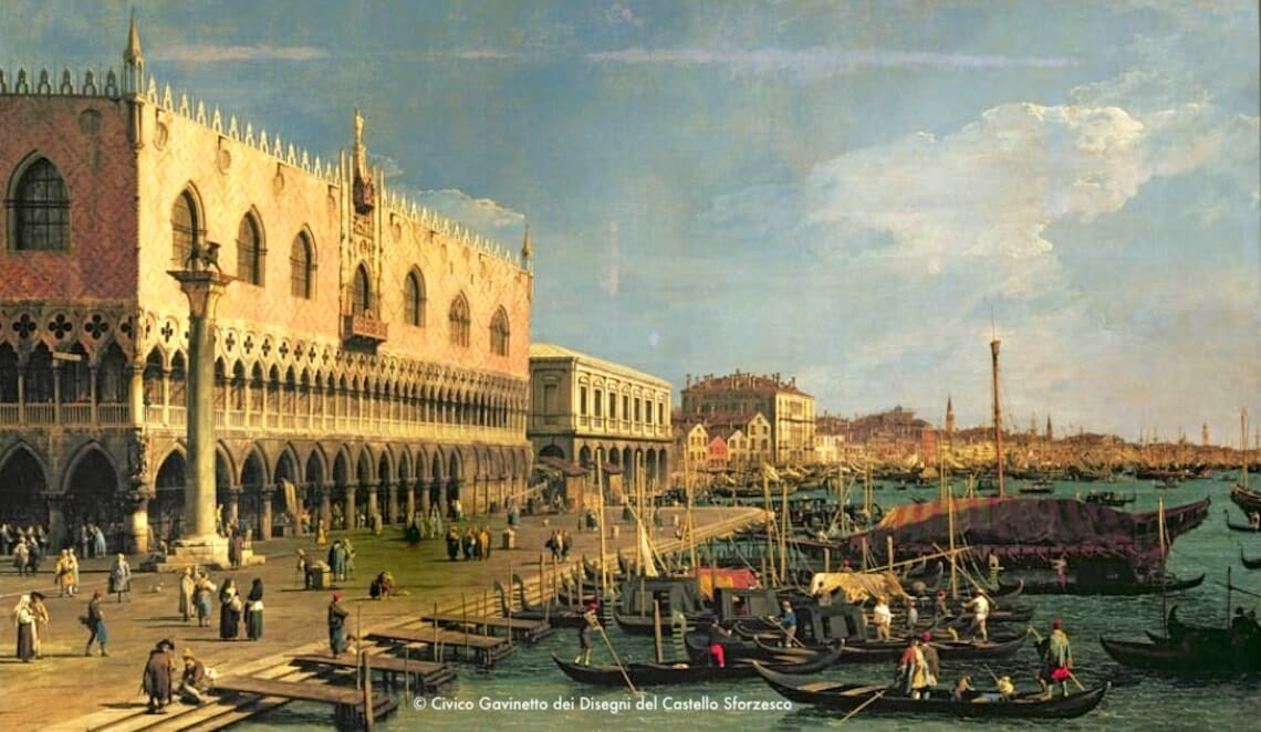 Venice exhibit at Grand Palais in Paris in November