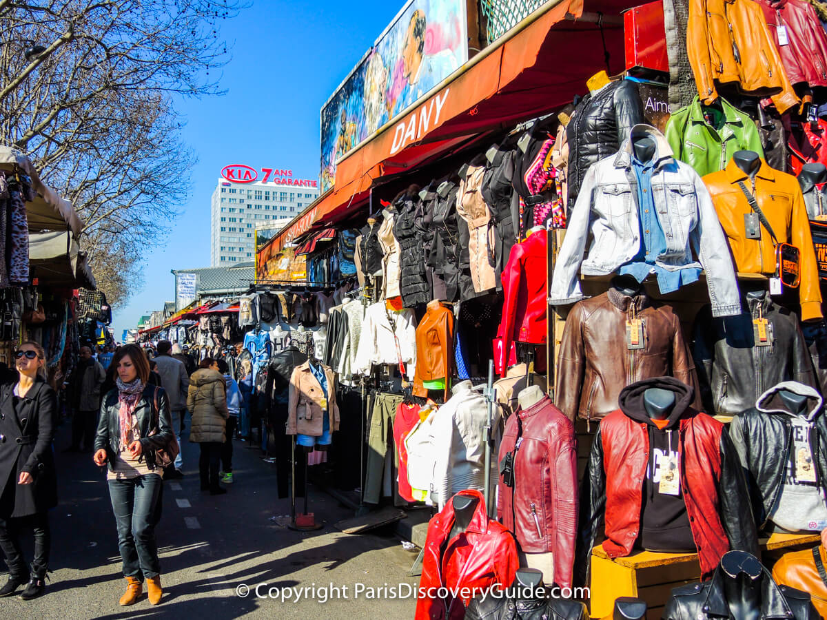 Paris semi-annual sales - tips and strategies