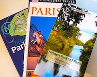 Best Paris guidebooks