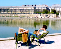 Free things to do in Paris - Jardin des Tuileries