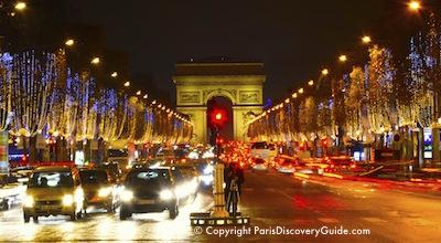 Paris events during December