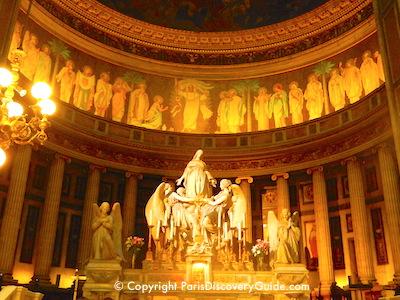 Paris concerts during January