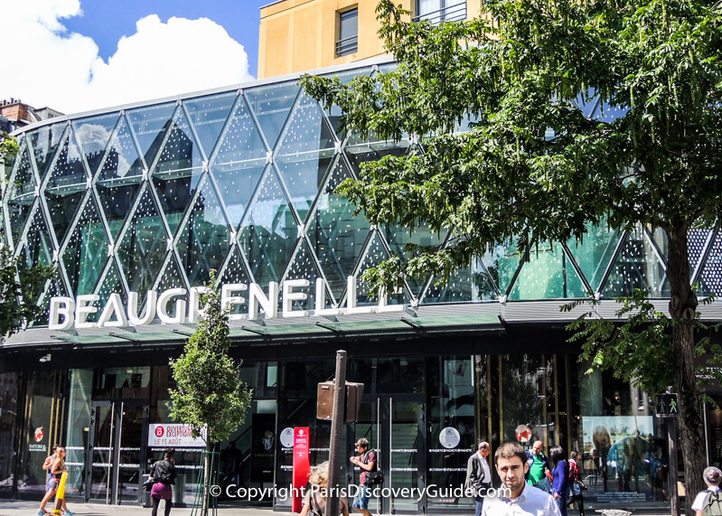 Shopping in Paris - Best shopping malls in Paris