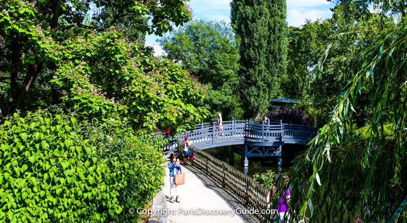 Bois de Bologne - Jardin d'Acclimatation