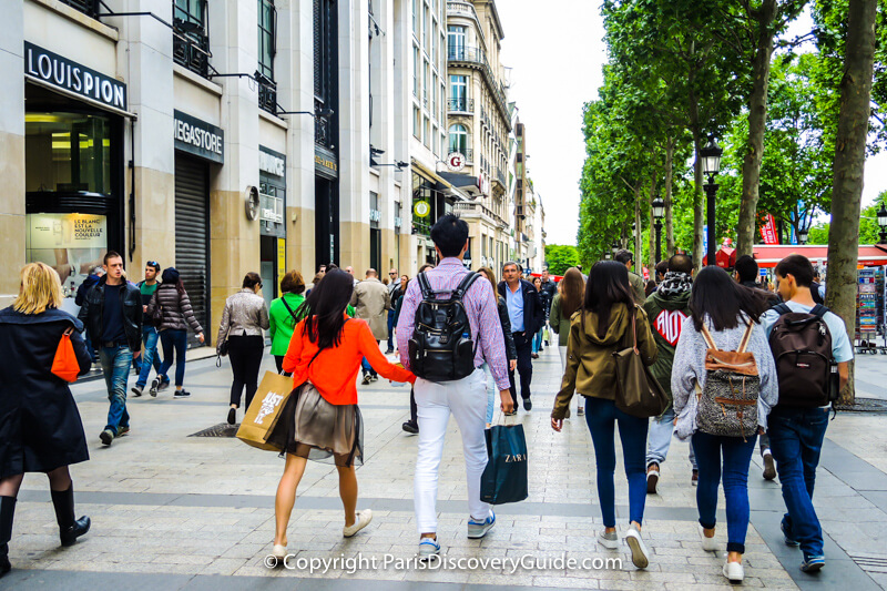 0183d8daf34 Paris Shopping Districts - From Luxury Designers to Cheap Bargains ...