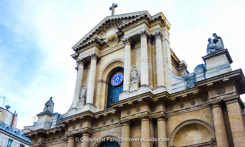 Saint Roch Church in Paris - Concert schedule