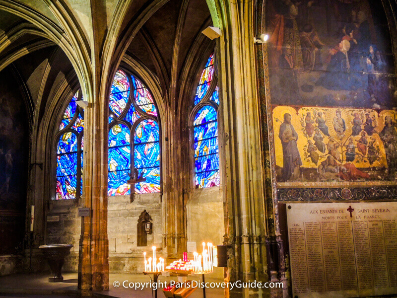 Saint-Severin Church in Paris - Concert schedule