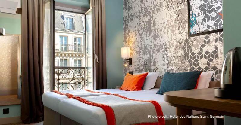 Hôteldes Nations Saint-Germain