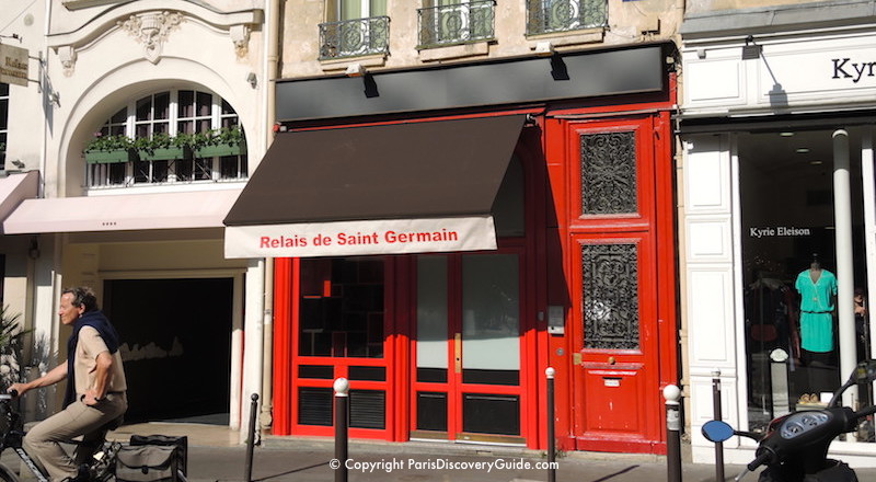 Paris Hotel in the 6th Arrondissement - Saint Germain neighborhood