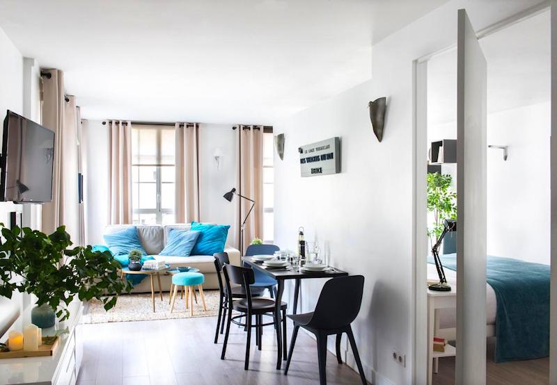 1-bedroom apartment in Le Logis Versaillais