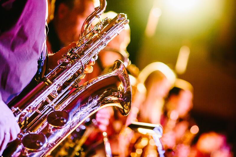 Jazz festival musicians - Photo credit: Jens Thekkeveettil