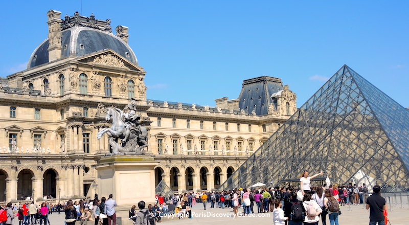 The Louvre Museum Heart Of Royal Paris