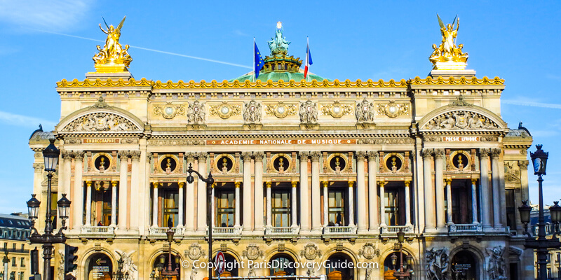 Paris Opera Hall