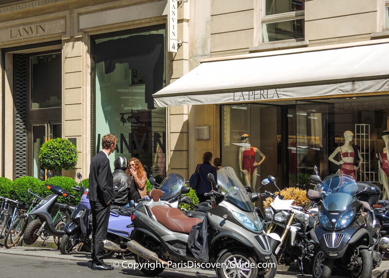 Paris Shopping Districts - From Luxury Designers to Cheap Bargains ...