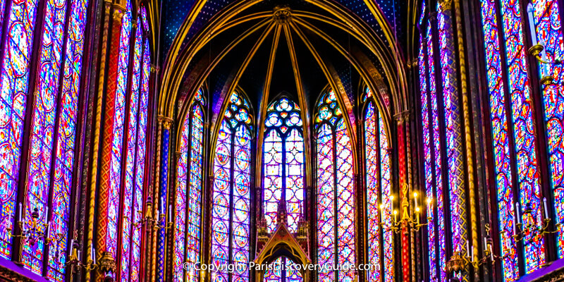 Sainte Chapelle - Magnificent Easter concert venue