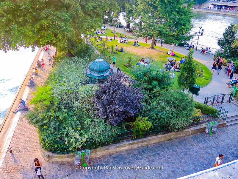 Le Trabendo at Parc de la Villette in Paris