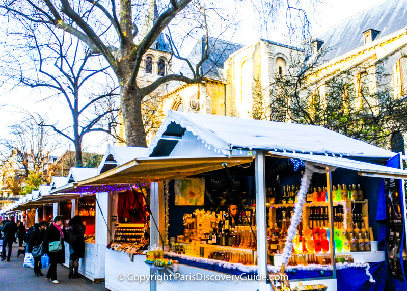 Shopping in Paris - Christmas Markets