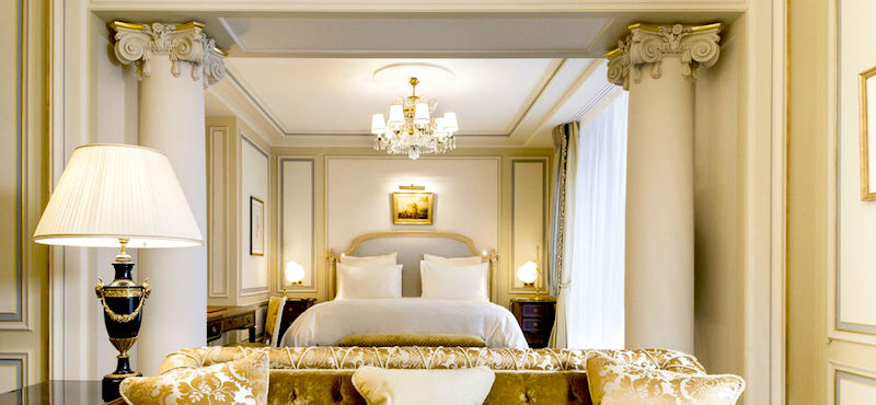 Suite at Le Ritz, Paris