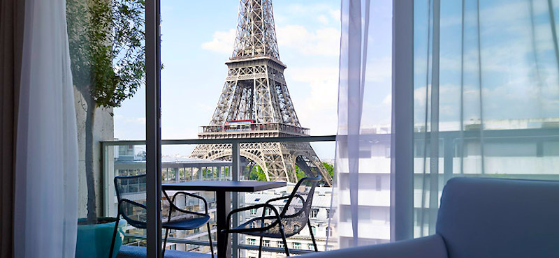 Hotel in PARIS - Aparthotel Adagio Paris Centre Eiffel Tower