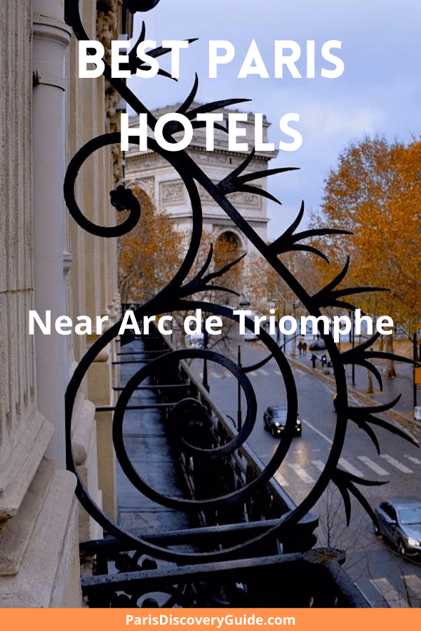 Fantastic places to stay near the Arc de Triomphe
