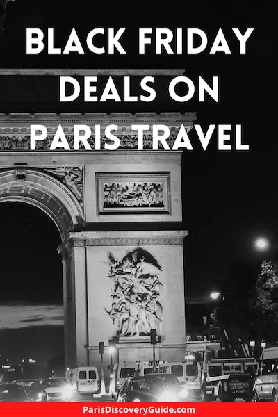 Black Friday Sales in Paris