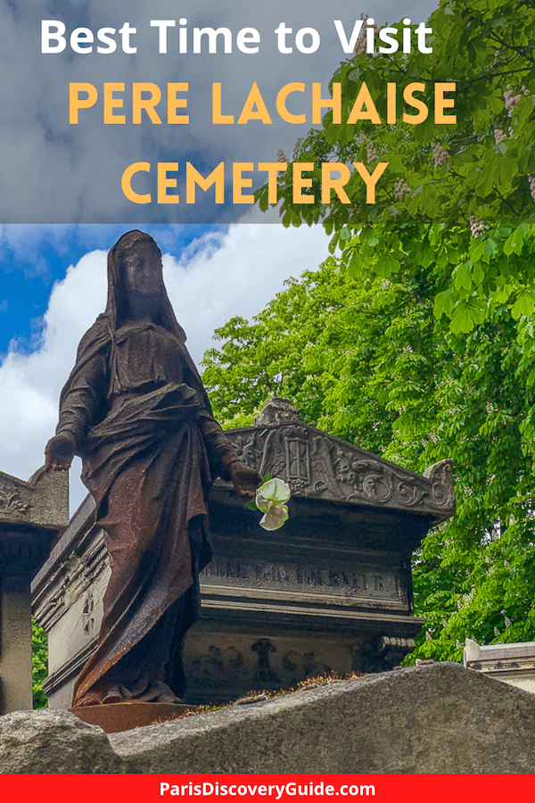 Best times to visit Pere Lachaise Cemetery