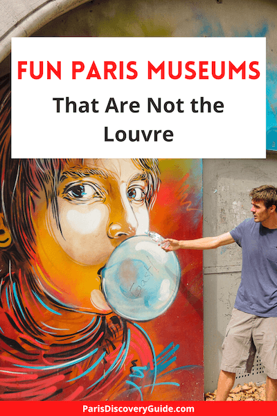 Open-air street art museum in Paris's 13th arrondissement