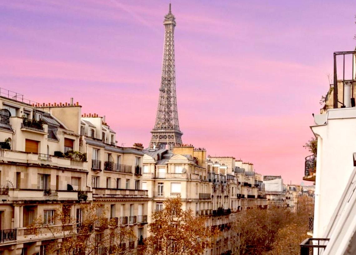 Paris Hotels Near The Eiffel Tower