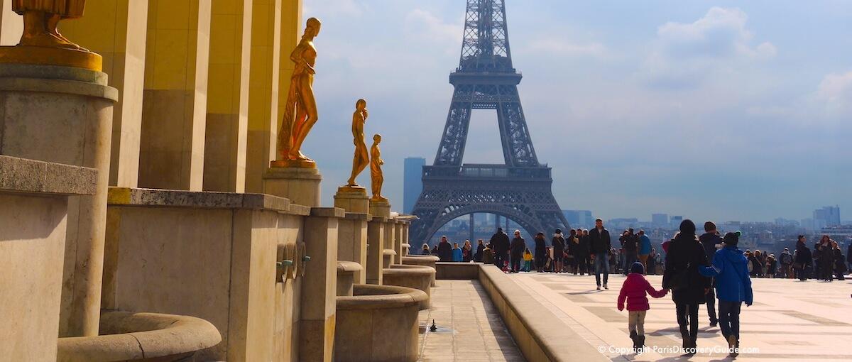 Top 10 famous Paris attractions