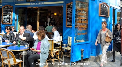 Guide to dining in Paris