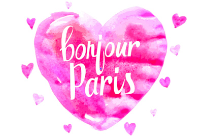 Paris events for each month