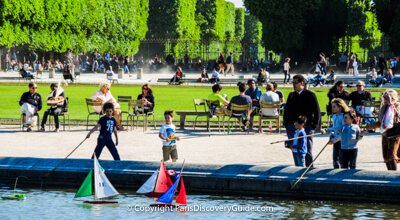 Paris events in May