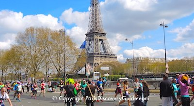 Paris events in April