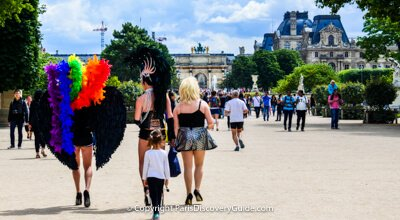 Paris events in June