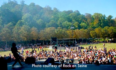 Rock en Seine Music Festival - Paris