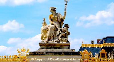 Versailles, near Paris