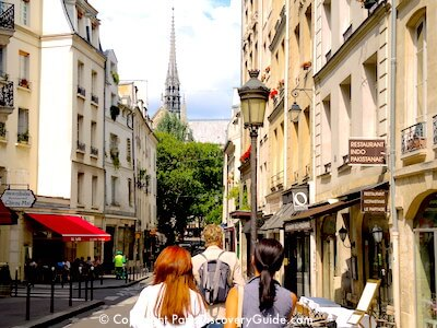 Paris Tour - Latin Quarter Walking Tour