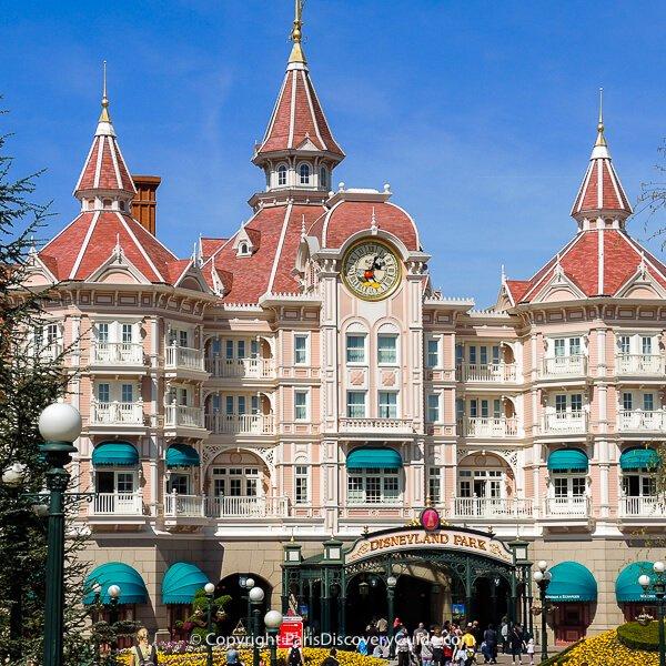 Disneyland Paris - how to visit