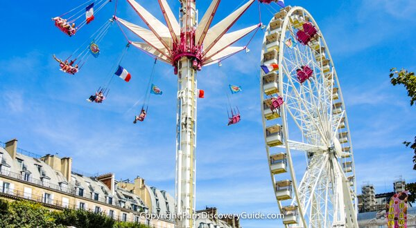 Find fun things to do in Paris