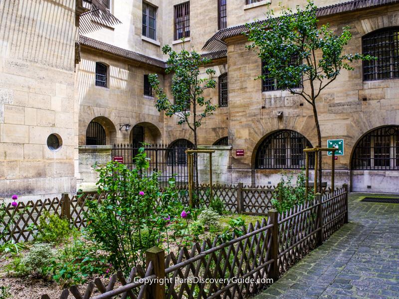 Garden in the Women's Courtyard