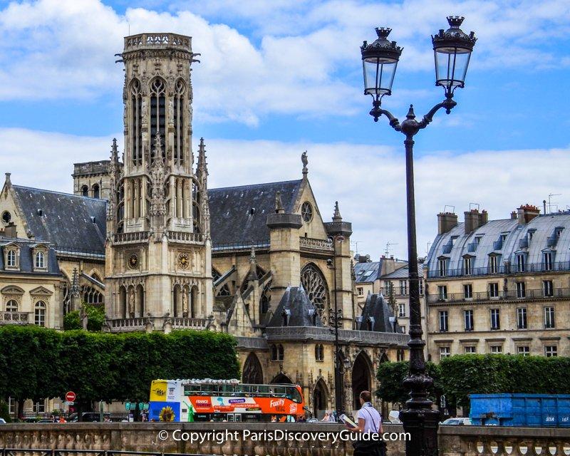 Saint Germain l'Auxerrois Church in Paris - Concert schedule