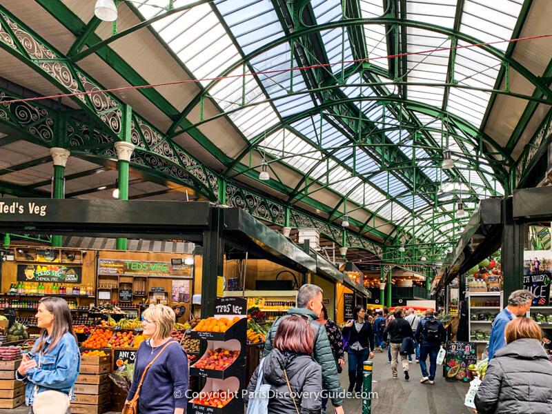 Borough Marketin London