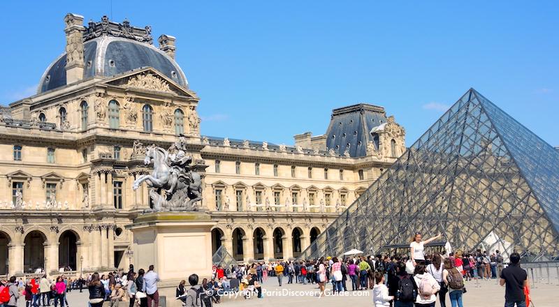 The Louvre Museum - Heart of Royal Paris