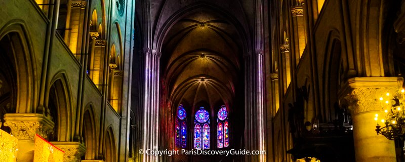 Notre Dame Cathedral - Popular classic concert venue in Paris