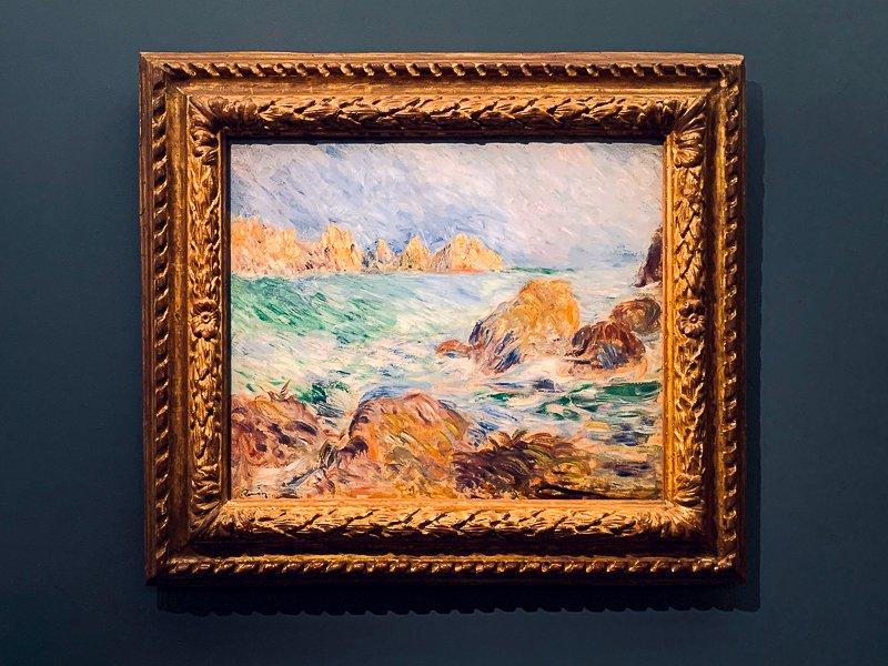 Renoir Seascape