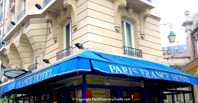Paris Hotel Guide