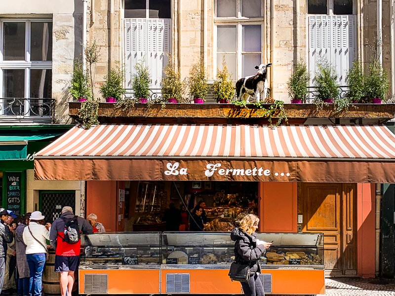 La Fermette - Cheese, charcuterie, and more on Rue Montorgueil