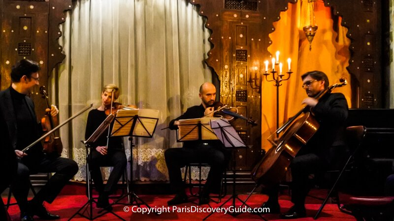 Candlelight concert featuring Mozart's Requiem at Eglish Saint Ephrem