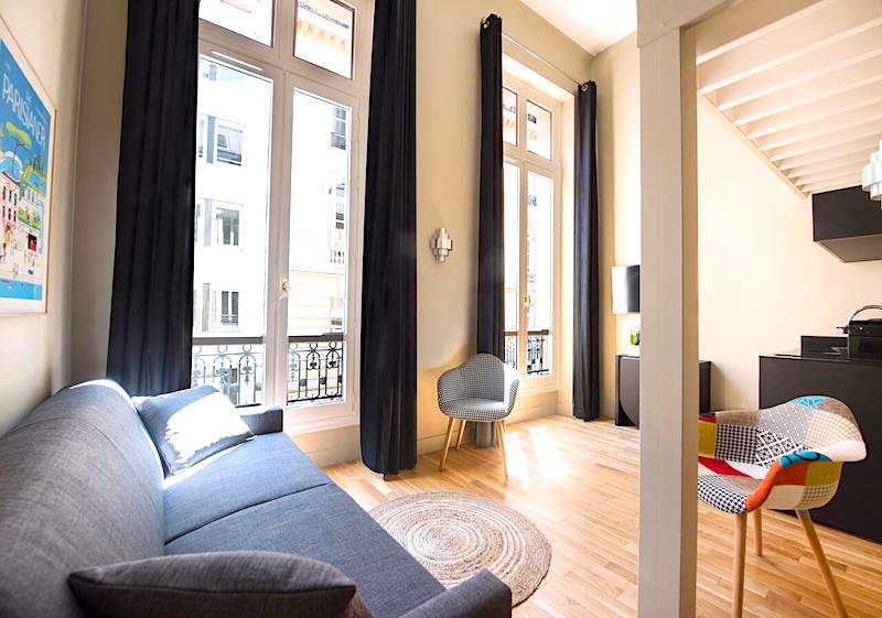 Deluxe suite at Suites & Hotel Helzear Etoile